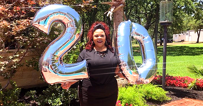 Tamela Mann Flaunts Her Curves in Black Dress after 20-Lb. Weight Loss