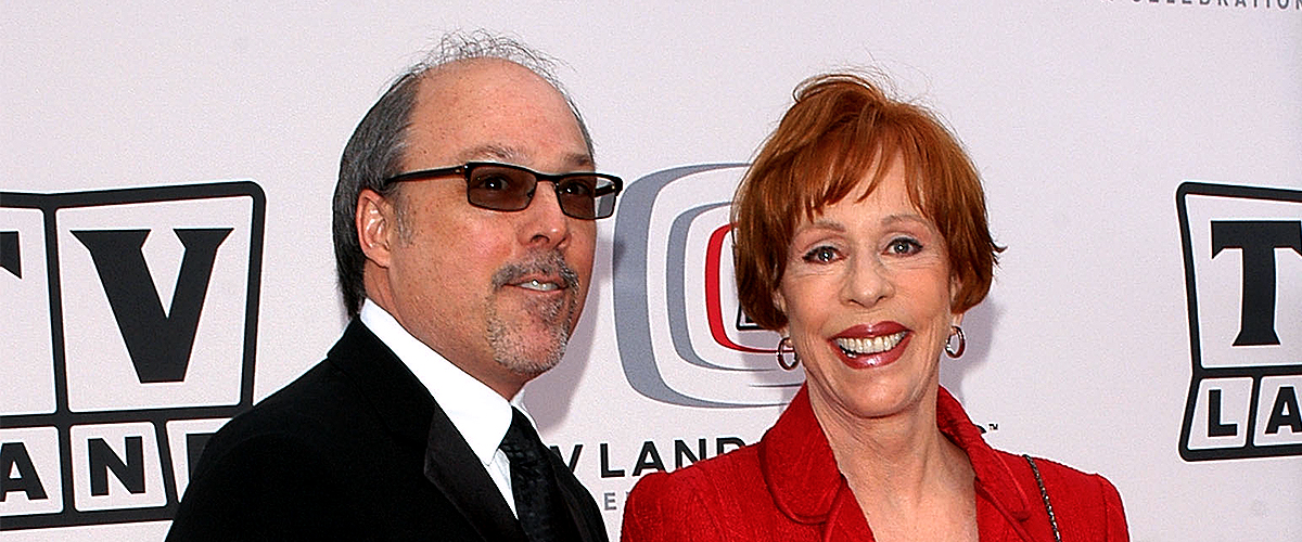 Meet Carol Burnett's 23-Year Younger Husband Who Is Also a Musician