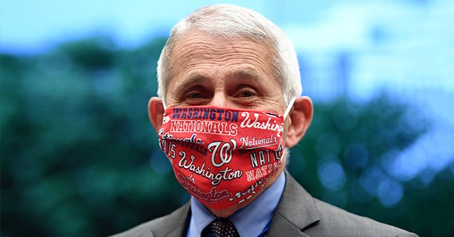 Dr Anthony Fauci to Throw First Pitch at the Washington Nationals Opening Game