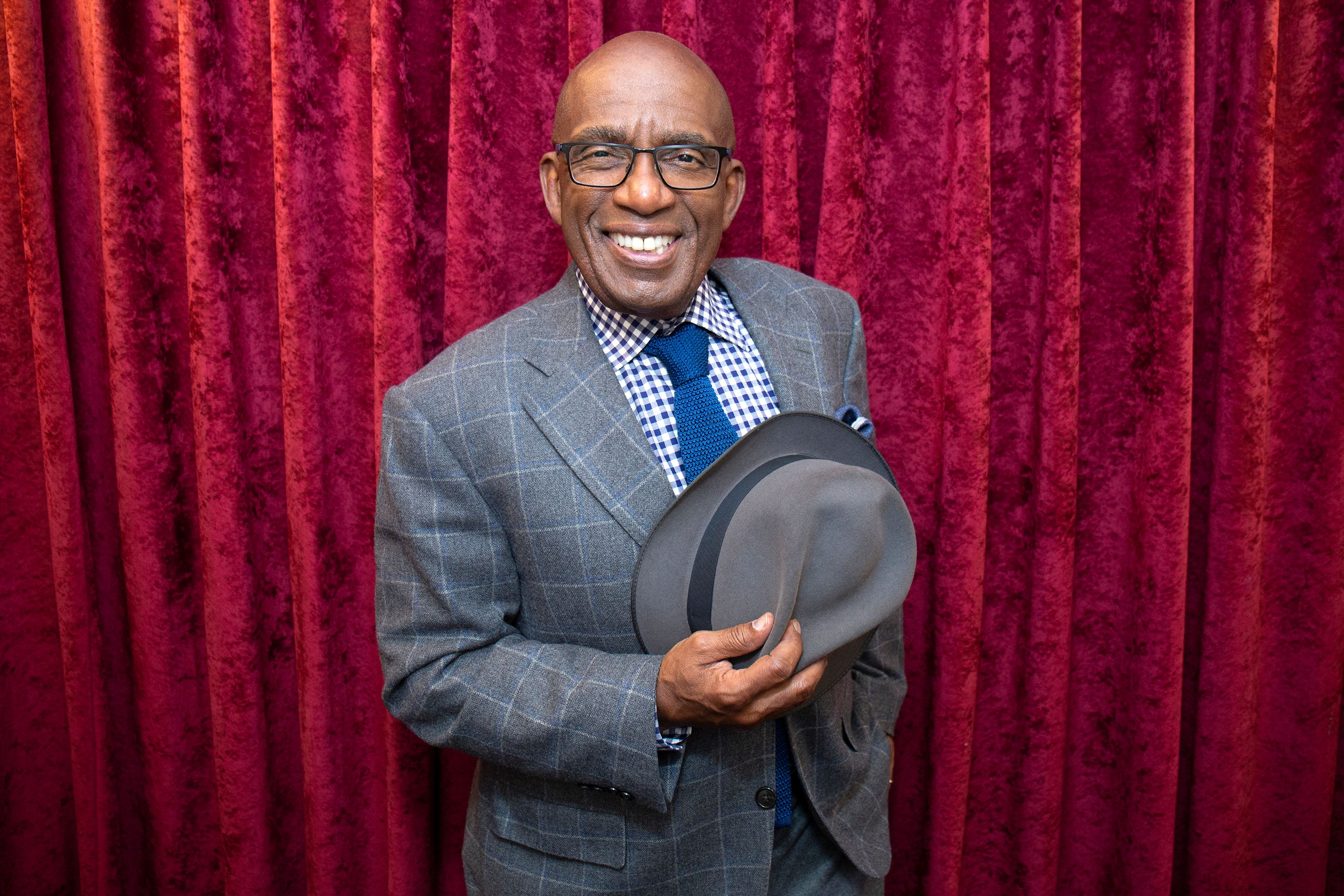 Al Roker at SiriusXM Studios on October 2, 2018 | Photo: Getty Images
