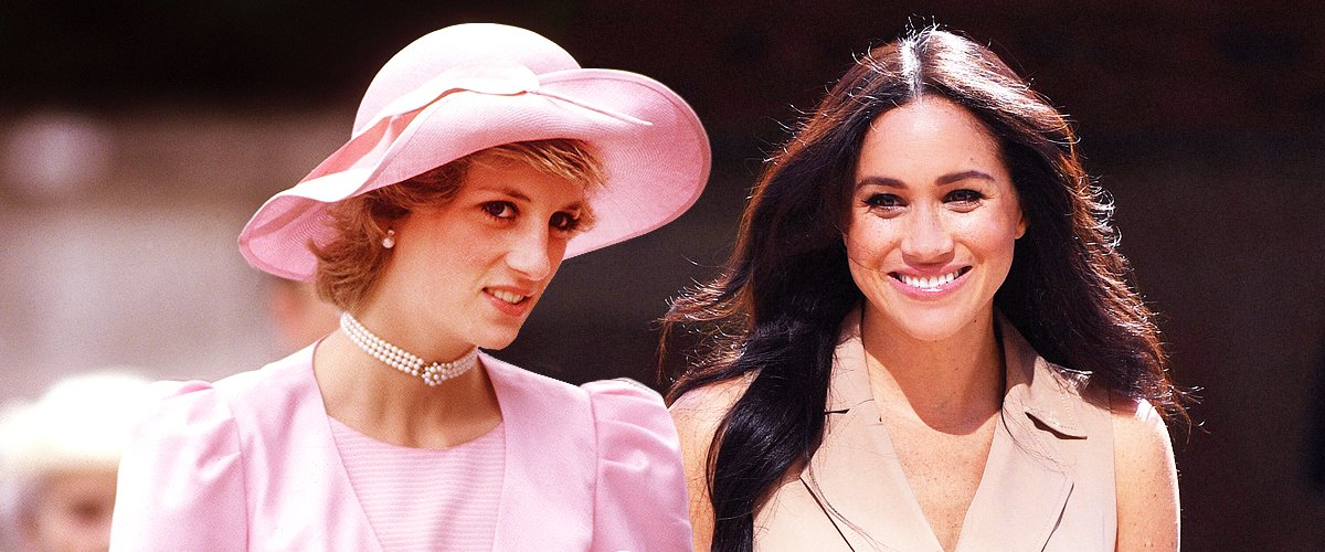 Royal Expert explains Similarities and Differences between Lady Diana and Meghan Markle