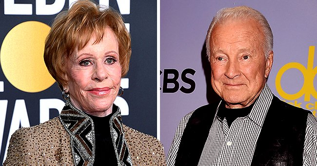 Carol Burnett Pays Tribute to Costar Lyle Waggoner after His Recent Death at 84