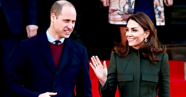 Prince William and Kate Middleton Will Reportedly Be Joined by Prince Edward & Sophie on Next Outing