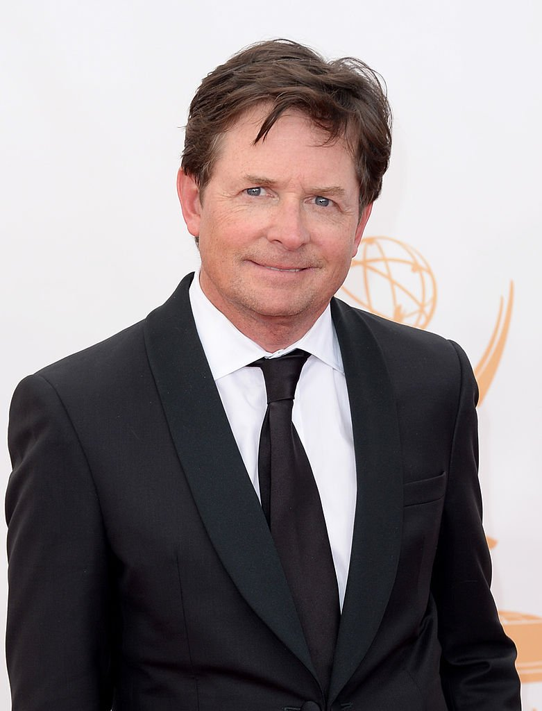 Portrait de Michael J. Fox. | Photo : Getty Images