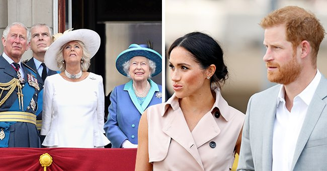 Mirror: Palace Life Is a Lot Calmer and More Simple Without Harry & Meghan Lashing Out