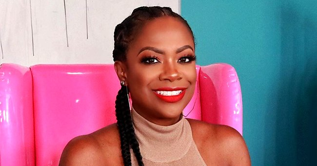 Kandi Burruss from RHOA Posts 1st Close-Up Pic of 1-Month-Old Baby Daughter Blaze