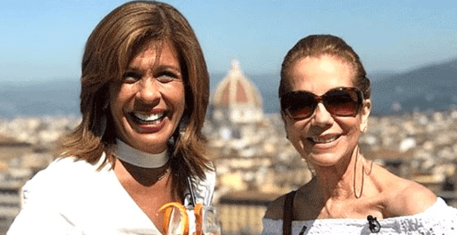 Kathie Lee Gifford Says She Is Missing Spending Moments with Hoda Kotb