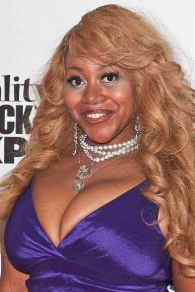Hottie Schatar Sapphira at the 2011 Reality Rocks Awards in Los Angeles, California | Photo: Getty Images