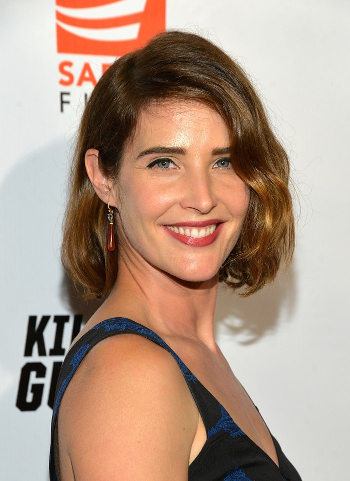 Cobie Smulders I Image: Getty Images