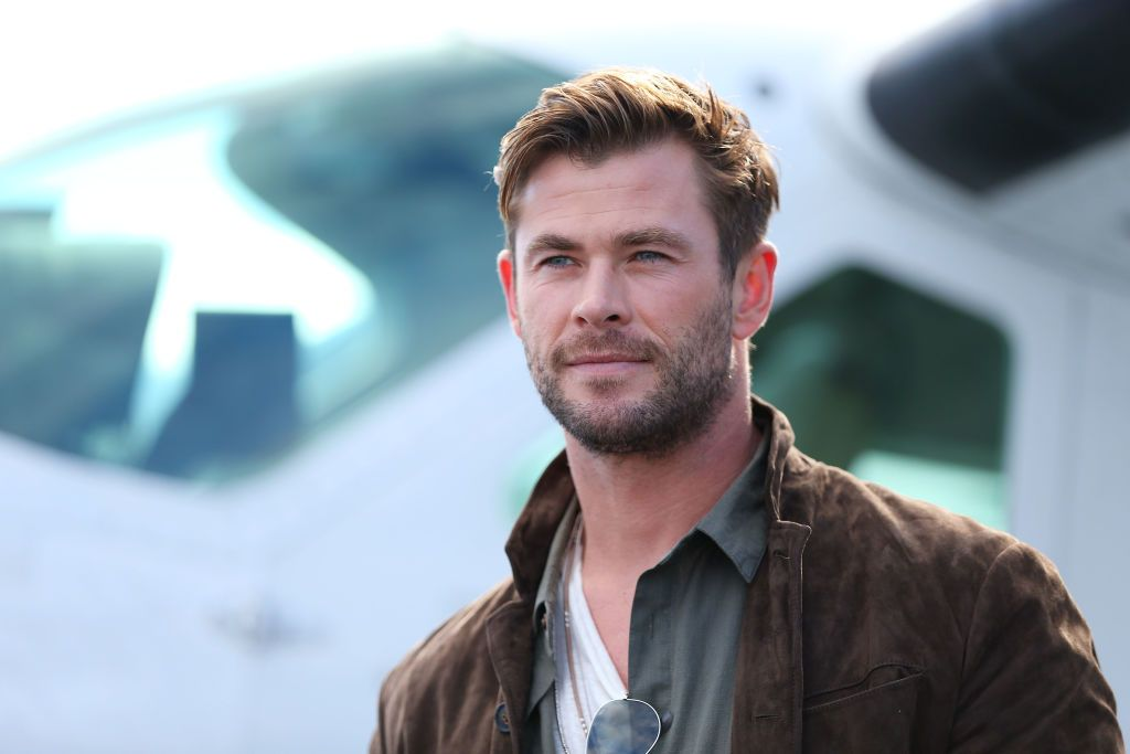 Chris Hemsworth attends the TAG Heuer Autavia Collection launch on June 26, 2019 in Sydney, Australia. | Photo: Getty Images