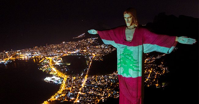 How Brazil Paid Tribute to Victims of the Recent Beirut Explosion through Its Christ the Redeemer Statue