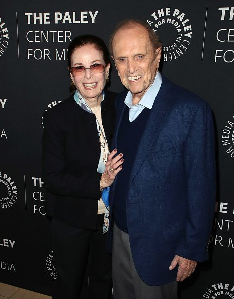 Bob Newhart and his wife Virginia at The Paley Center for Media on April 26, 2018 in Beverly Hills, California | Photo: Getty Images