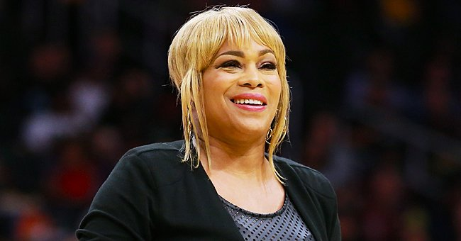 Check Out T-Boz's Only Daughter Chase's Hourglass Figure in a Crop Top & Ripped Skinny Jeans