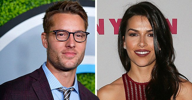 Entertainment Tonight: Justin Hartley of 'This Is Us' and Ex Co-star Sofia Pernas Are Dating