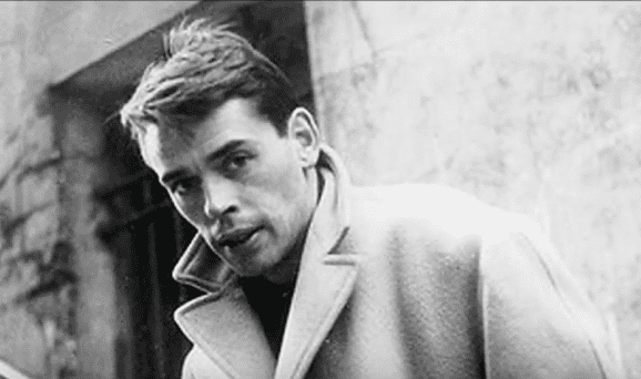 Photo retro de Jacques Brel. | Youtube/George 1010th