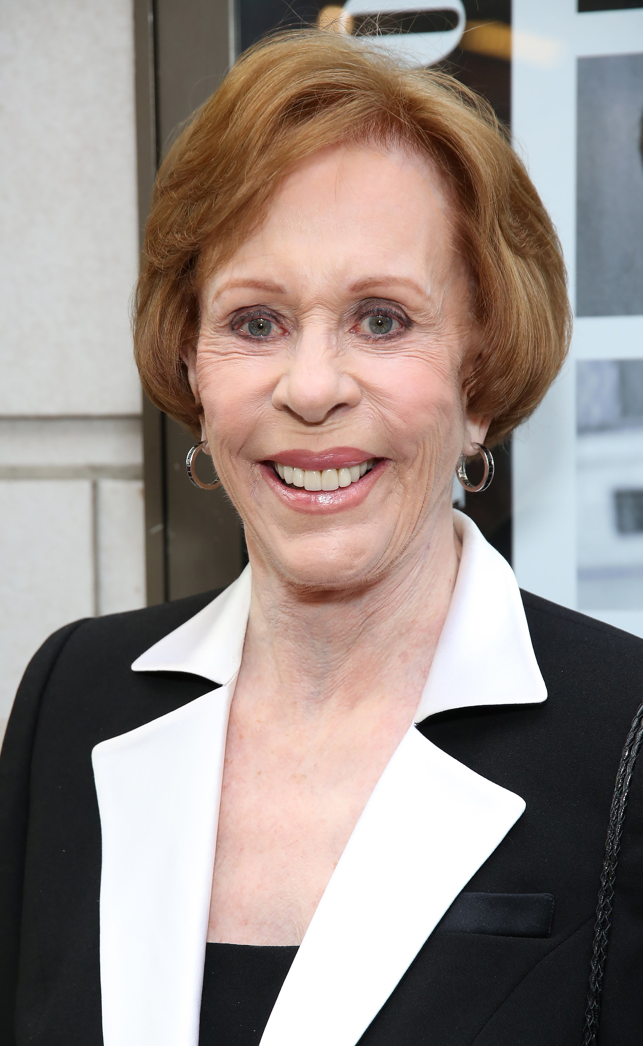 Carol Burnett at the Broadway Opening Night performance of 'The Prince of Broadway' on August 24, 2017 | Photo: GettyImages