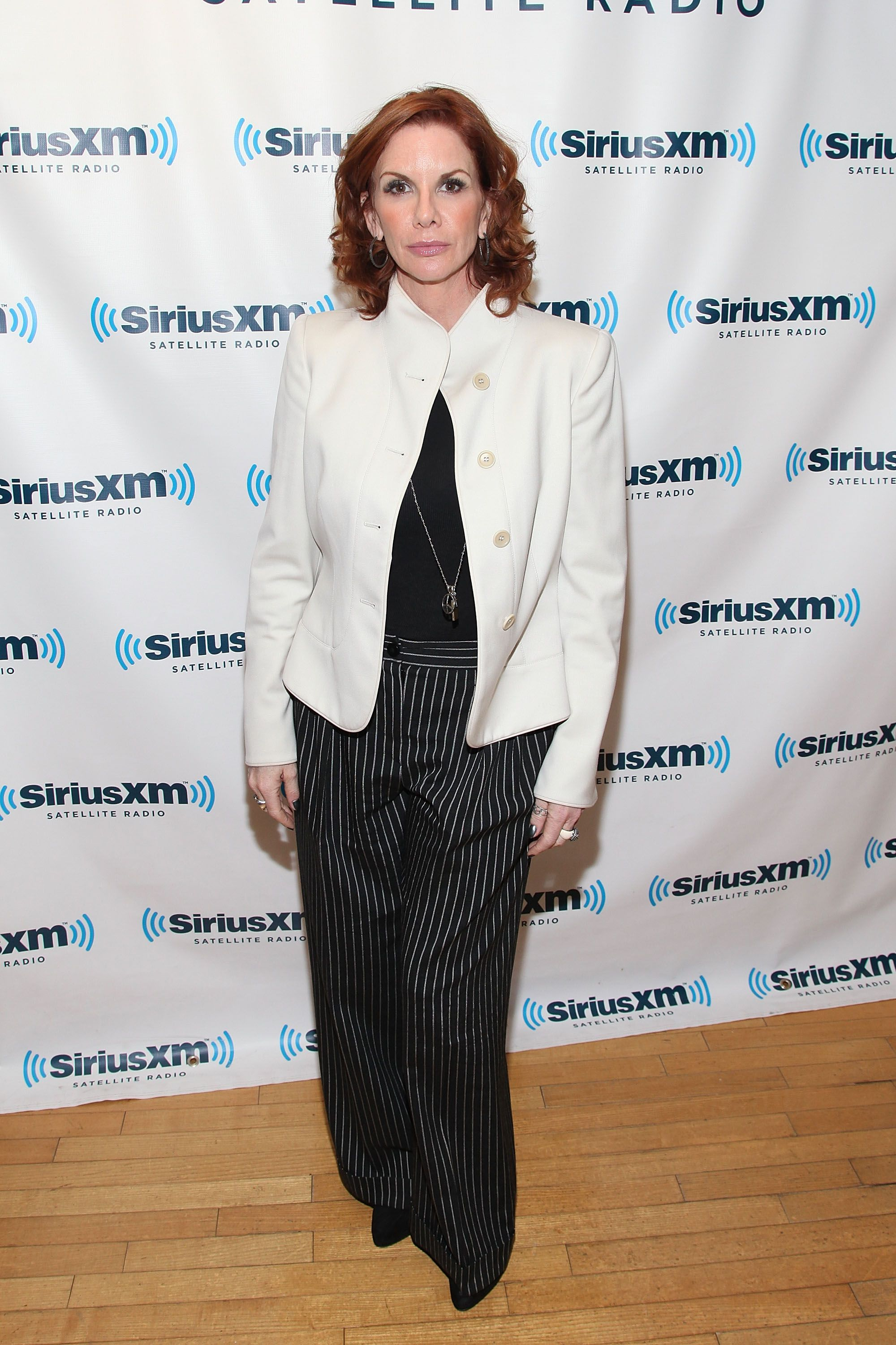 Melissa Gilbert visits the SiriusXM Studio on December 8, 2011, in New York City | Photo: Taylor Hill/Getty Images