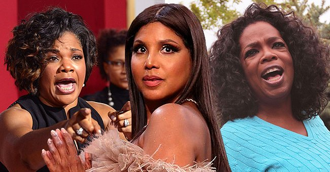Mo'Nique Shares Old Clip of Toni Braxton Saying How Mean Oprah Was While Discussing the Singer's Bankruptcy Issues
