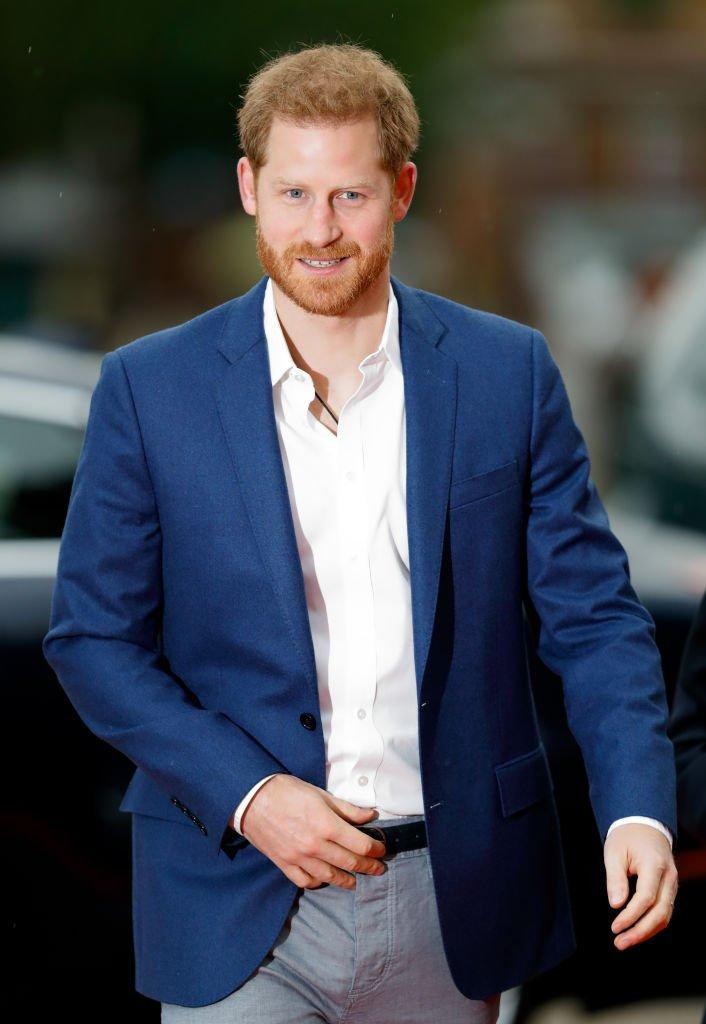 Harry, Duc de Sussex le 11 juin 2019. l Source : Getty Images