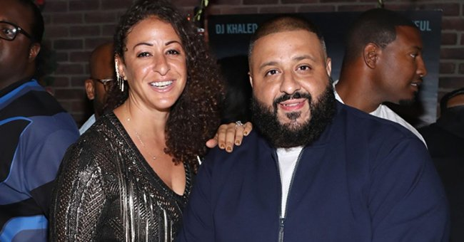 DJ Khaled's Son Aalam Looks like His Dad's Twin Dressed in an Outfit by Jordan in a Cute Video