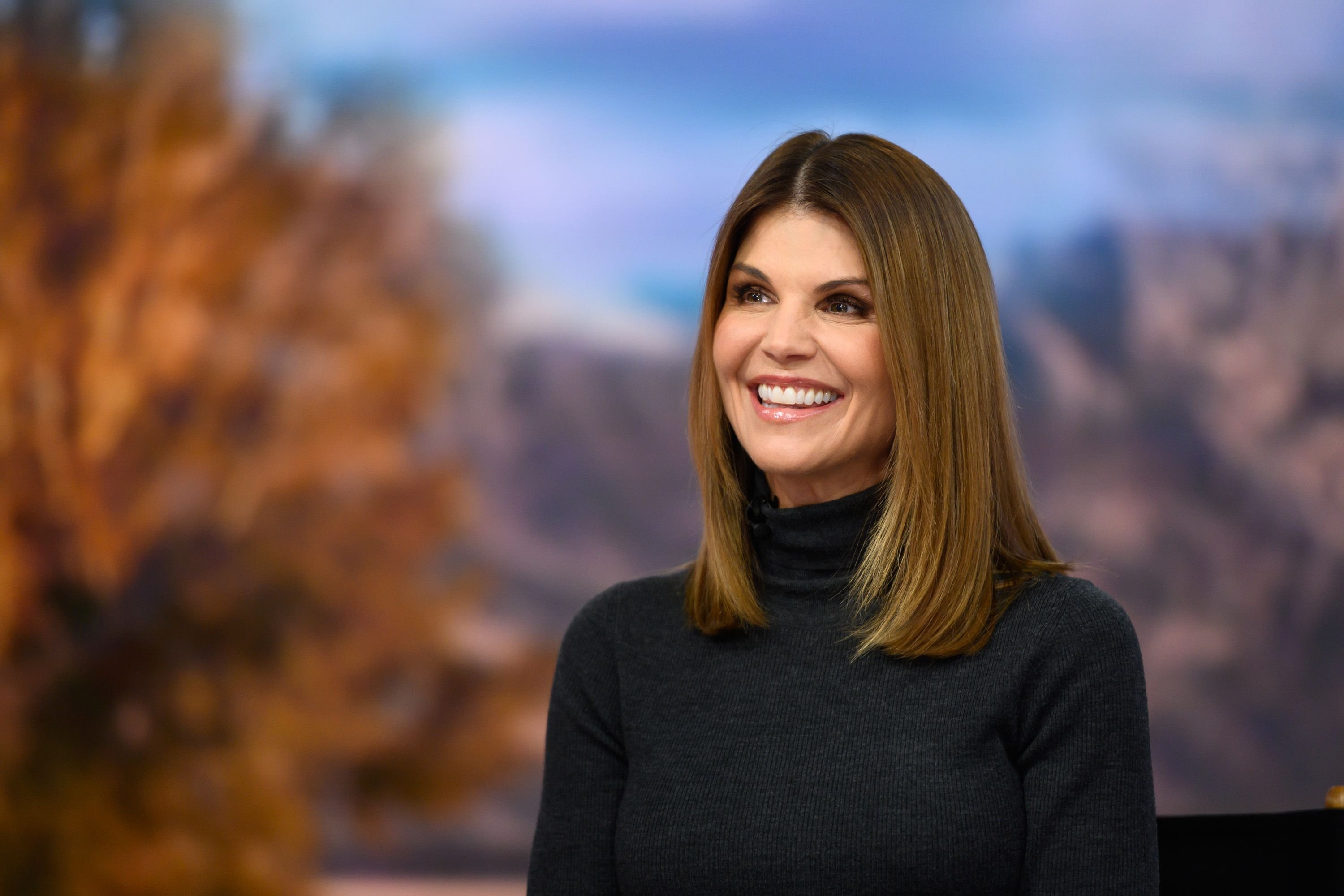 Lori Loughlin at Today - Season 68 on Thursday, February 14, 2019 | Photo: Getty Images