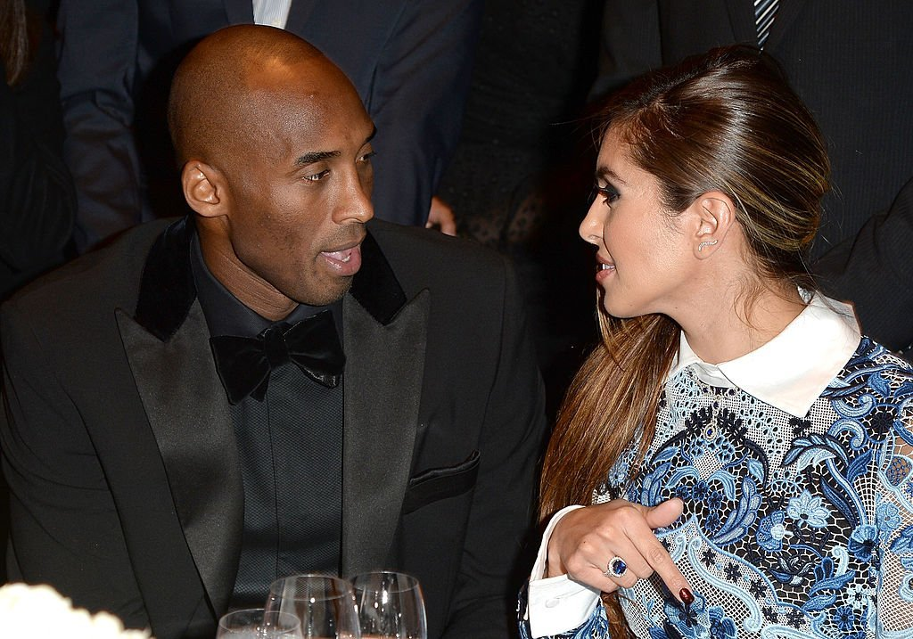 NBA Basketball Star Kobe Bryant and his wife Vanessa Laine attend the Make-A-Wish Greater Los Angeles 30th Anniversary Gala | Photo: Getty Images