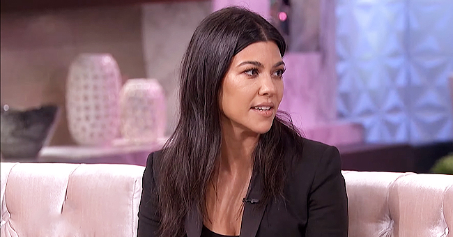 KUWTK Star Kourtney K. Talks to 'Real' Co-Hosts about the Pressure of Kylie's Billionaire Status