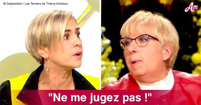 Un gros clash entre un gilet jaune et une députée d'En Marche échauffe les esprits sur Les terriens du samedi