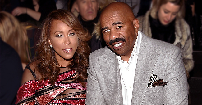 Meet Steve Harvey's Love of 12 Years Marjorie, Whom He First Met Back in 1987