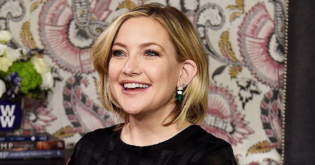 Kate Hudson Shares Rare Photo of Her Boyfriend and Kids — See the Adorable Selfie