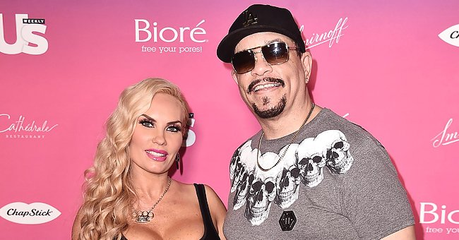 Ice-T from 'Law & Order: SVU' Poses with Wife Coco Austin and Their Daughter Chanel in Cute Family Photo