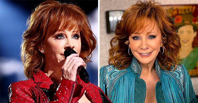 Fans Praise Reba McEntire's Beauty at 65 as She Looks Glamorous in a Stylish Turquoise Jacket
