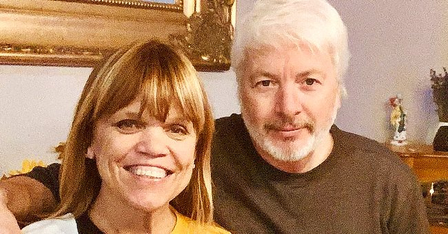 Amy Roloff Teases Her 2021 Wedding to Chris Marek with Snap from Dress Shopping