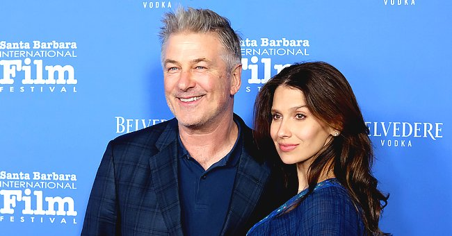 Alec Baldwin Proudly Shares a Cute Photo of His Kids Playing with Electronic Gadgets While in Bed