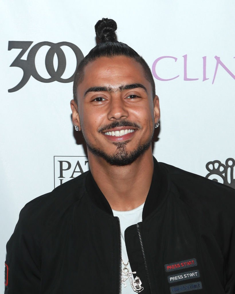 "Quincy Brown attends Agnez Mo Celebrates The Release Of Her New Single ""Diamonds"" Featuring French Montana at Poppy 