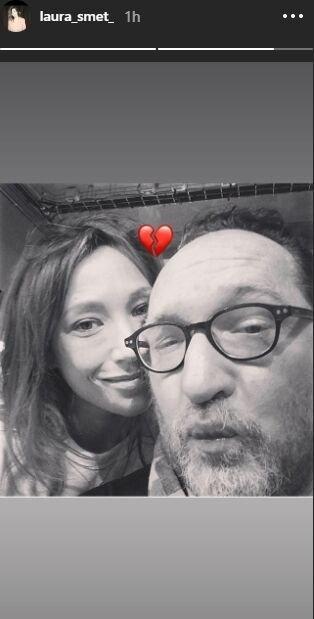 Photo : Story de Laura Smet sur Instagram