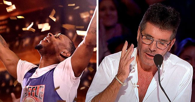 AGT Dance Crew Had a Fiery Performance before Getting the Golden Buzzer from Simon Cowell