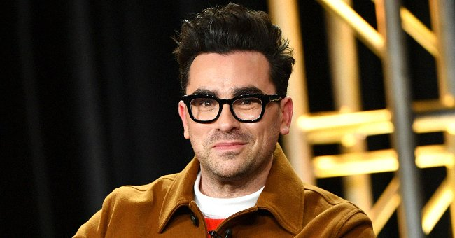Dan Levy at Pop TV segment of the 2020 Winter TCA Press Tour in January 13, 2020 in Pasadena, California.| Photo: Getty Images