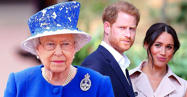 Queen Elizabeth Released Statement about Harry & Meghan's Decision to Step Back and Royal Fans React