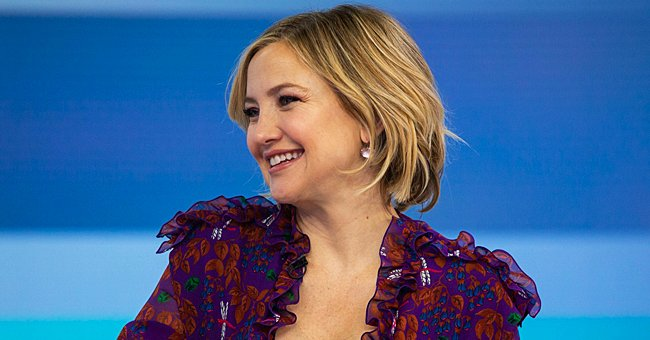 Kate Hudson Opens up Estrangement From Father & Raising Her 3 Kids With Different Dads