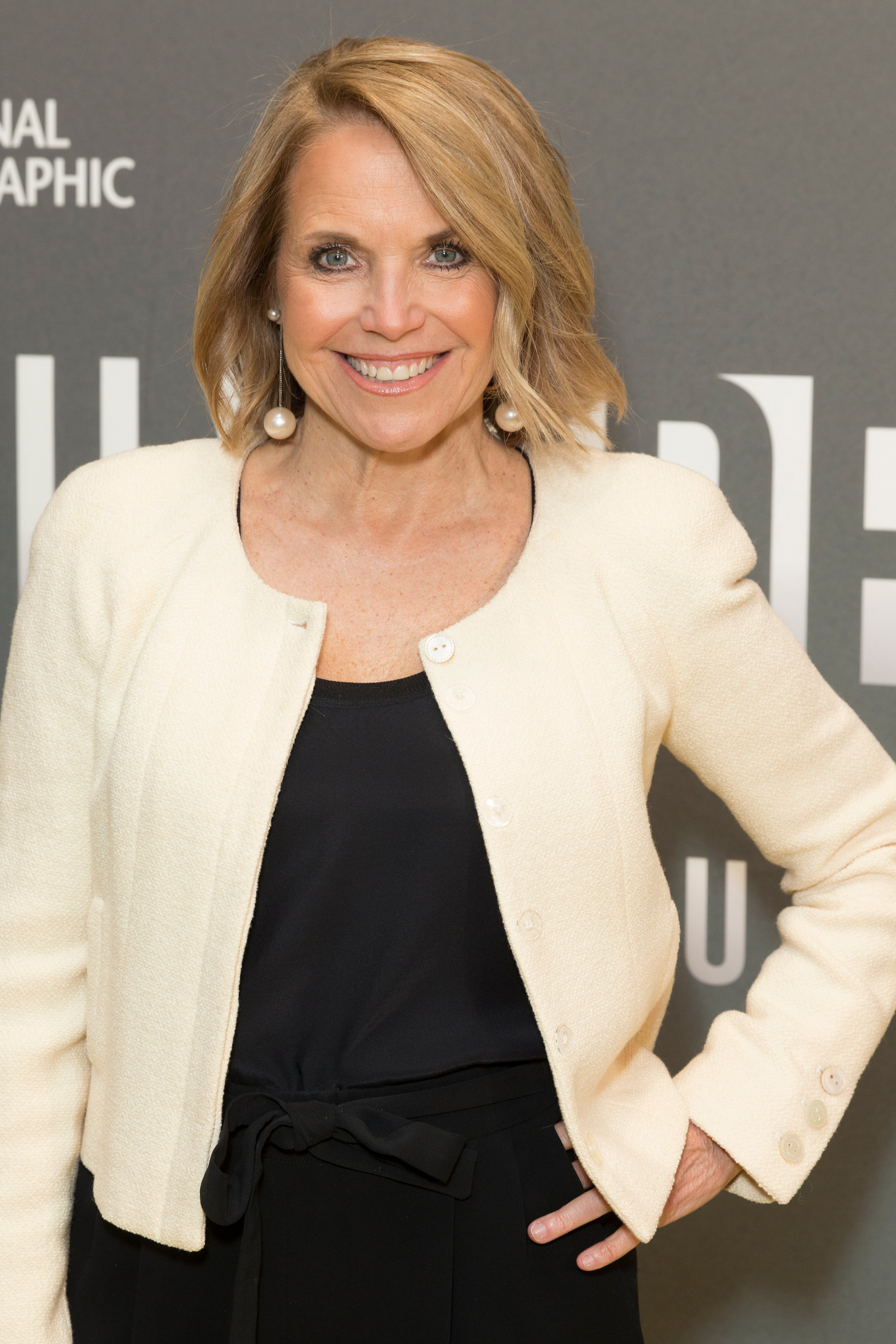 Katie Couric attends National Geographic presents America Inside Out with Katie Couric at Museum of Modern Art | Photo: Shutterstock