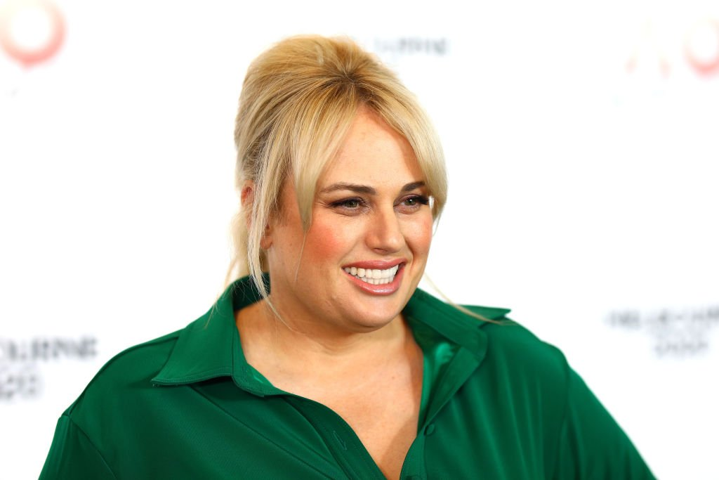 Actress Rebel Wilson at the Australian Open in January 2020. | Photo: Getty Images