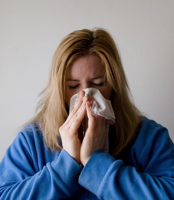 Femme malade. | Photo : PxHere