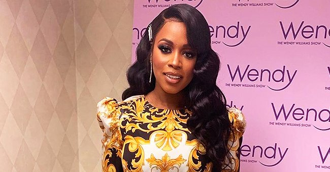 Remy Ma Looks Back at Her Pregnancy and Praises Her Husband Papoose in a Sweet Post