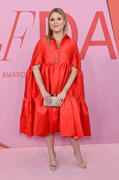 Jenna Bush attends the CFDA Fashion Awards at the Brooklyn Museum of Art on June 03, 2019 | Photo: Getty Images