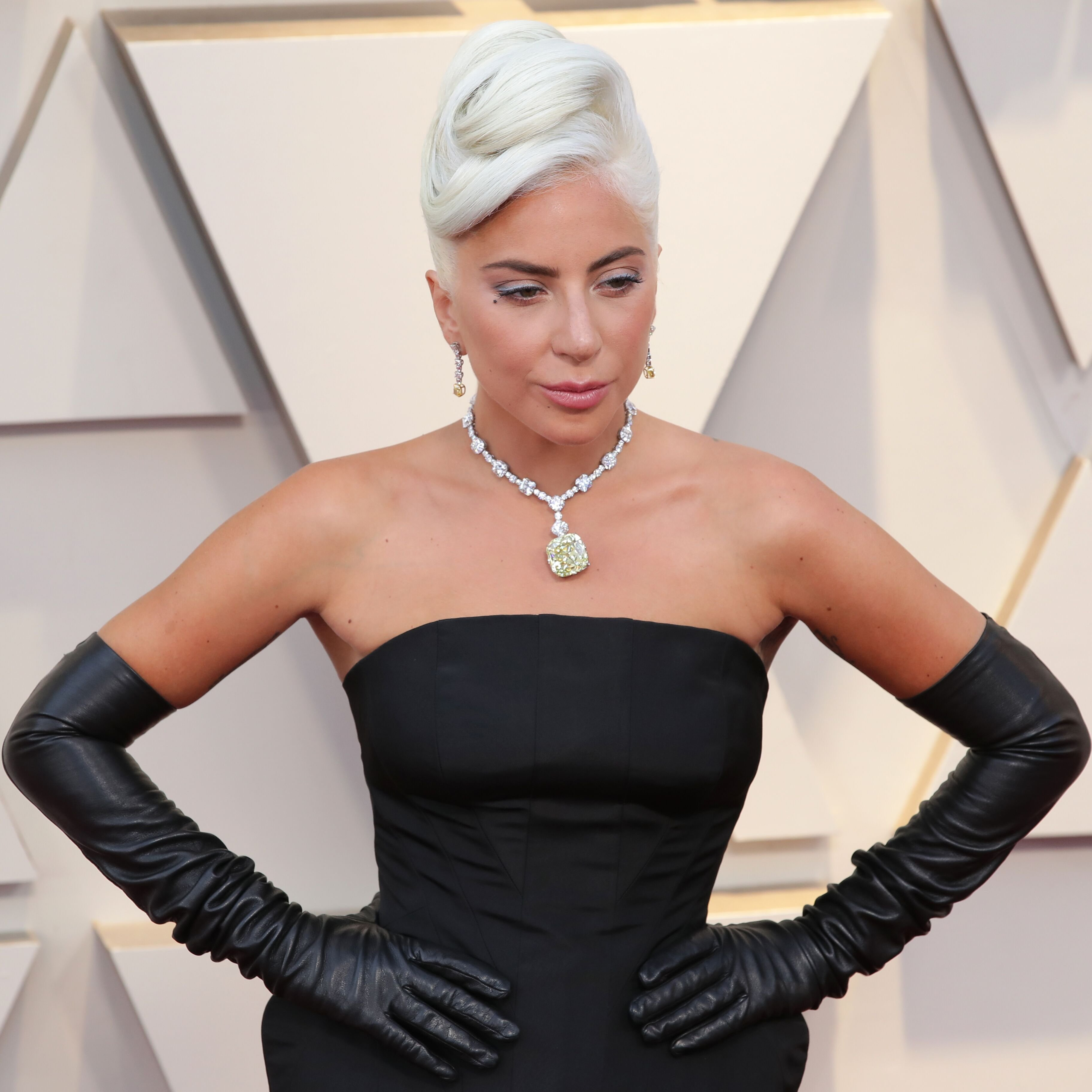 Lady Gaga attends the 91st Annual Academy Awards - Arrivals at Hollywood and Highland on February 24, 2019 in Hollywood, California. | Source: Getty Images
