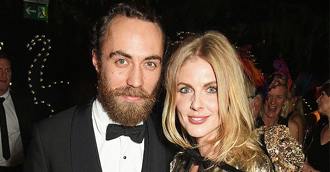 James Middleton's Ex-girlfriend Donna Air Has Tested Positive for COVID-19 with Mild Symptoms
