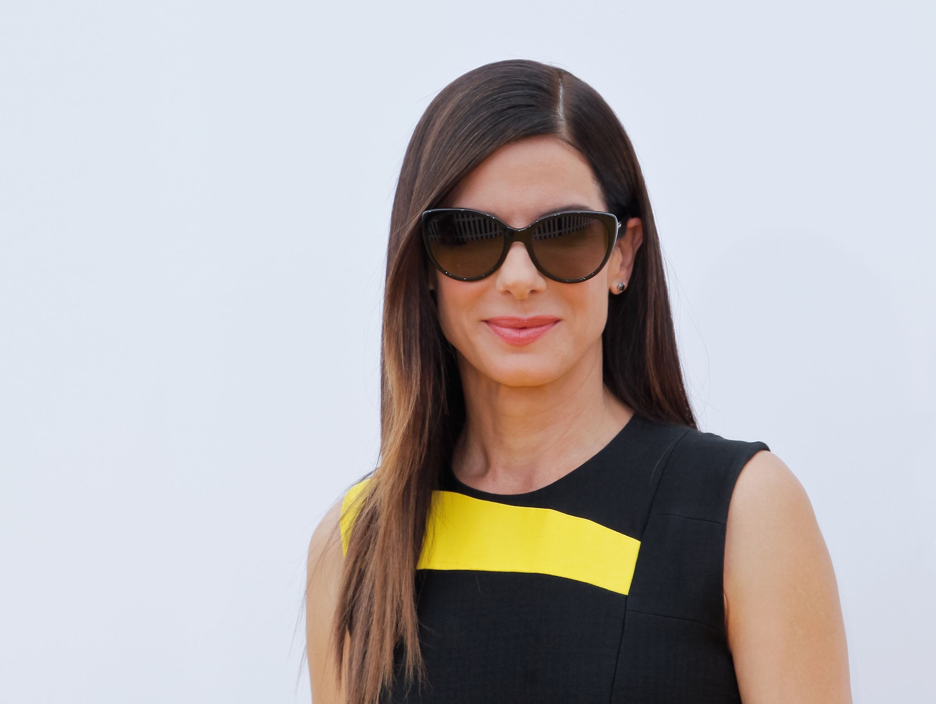 Sandra Bullock attends the Premiere of 'Minions' at The Shrine Auditorium | Photo: Getty Images