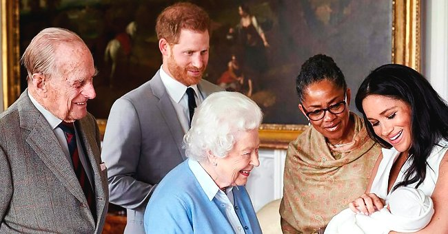 Us Weekly: Prince Harry and Meghan Markle Plan to Take Archie to the Queen on His 1st Birthday