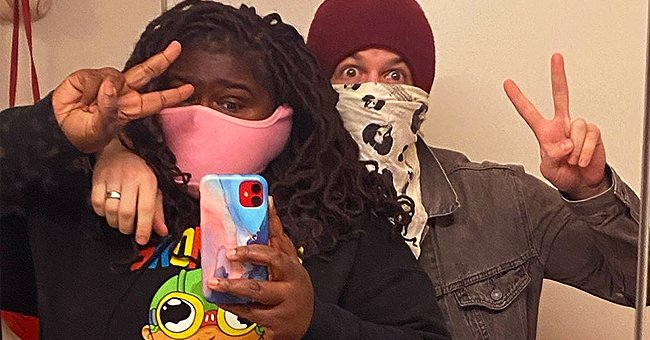 Gabby Sidibe from 'Empire' Posts Photo of Herself & Her Friend Wearing Face Masks Amid Coronavirus Outbreak